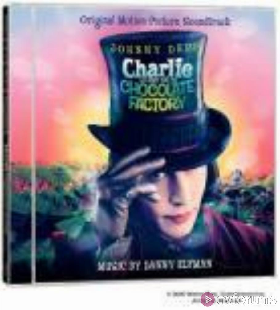 Charlie And The Chocolate Factory Ost Soundtrack Review