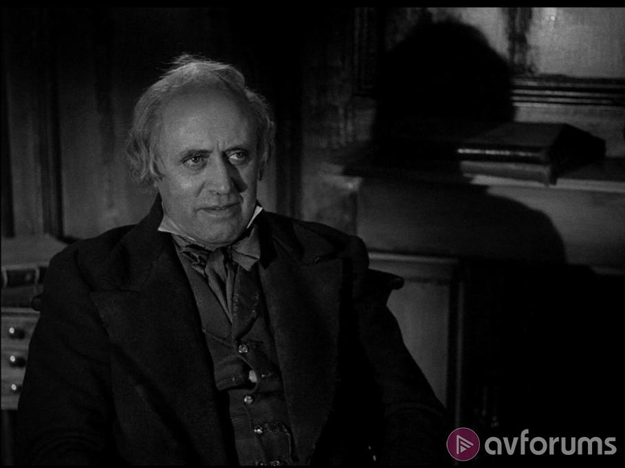 Scrooge (A Christmas Carol) Blu-ray Review