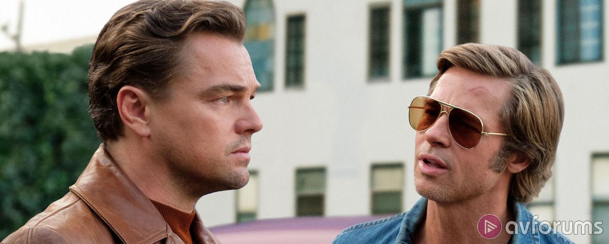 Once Upon a Time... in Hollywood 4K Blu-ray