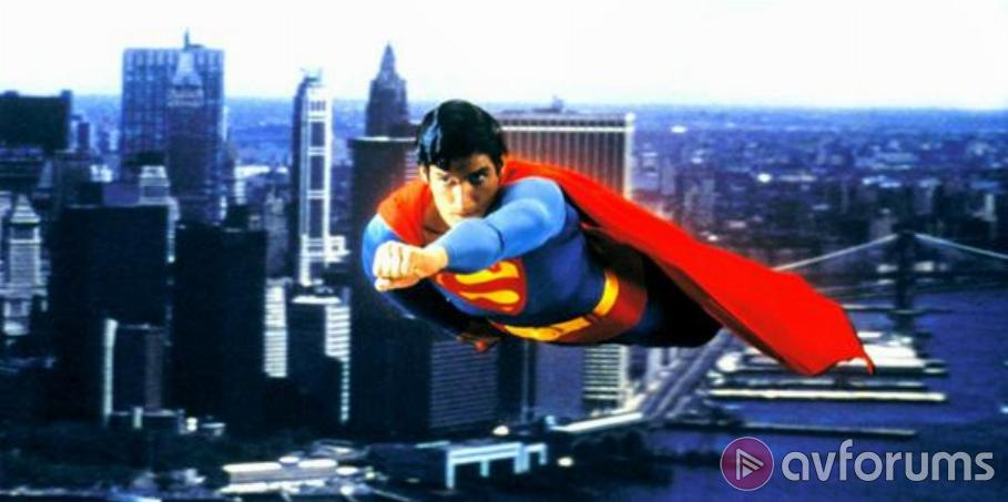 The Superman Motion Picture Anthology Blu-ray Review