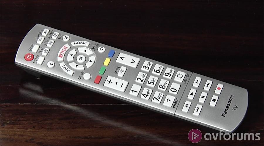 New Replacement Remote Control for Panasonic TX-58DX750B TX58DX750B