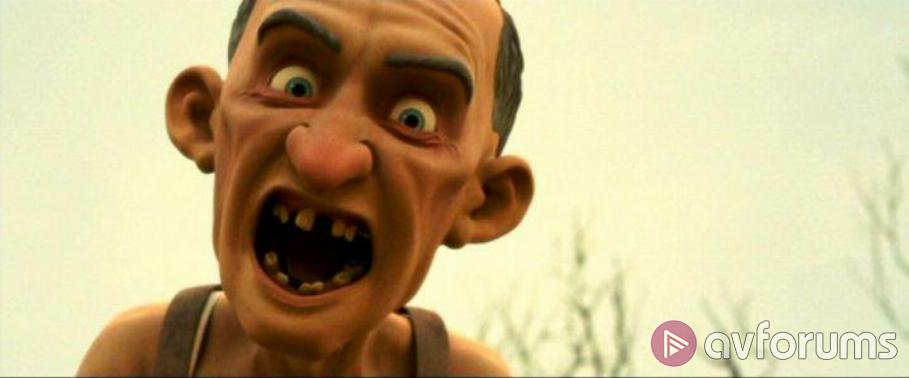 Monster House Blu-ray Review
