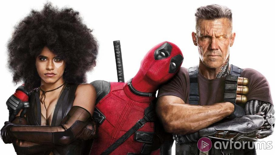 Deadpool 2 4K Blu-ray Review