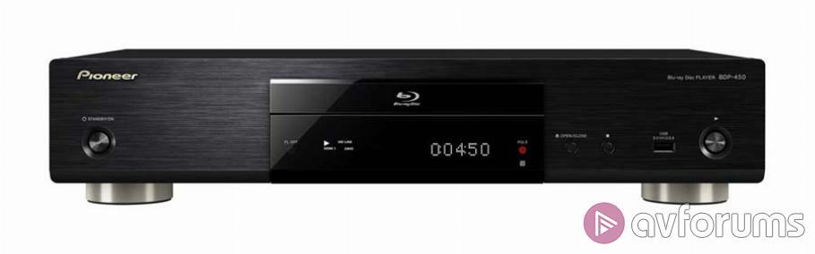 Pioneer Elite UDP-LX500 4K UHD Blu-ray Player Targets ...