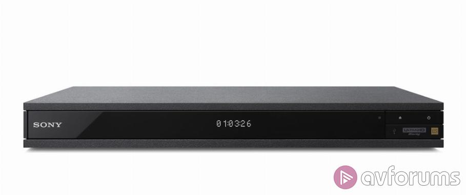 Sony UBP-X1000ES Ultra HD Blu-ray Player Review