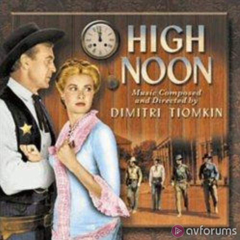 High Noon - Original Motion Picture Soundtrack Soundtrack Review