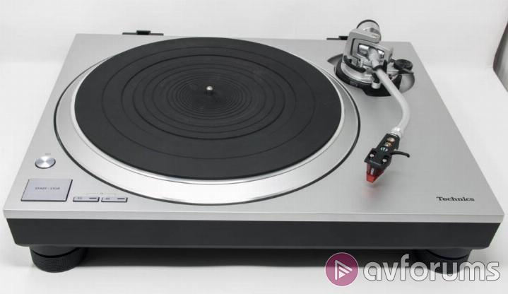 Technics SL-1500C Specification and Design