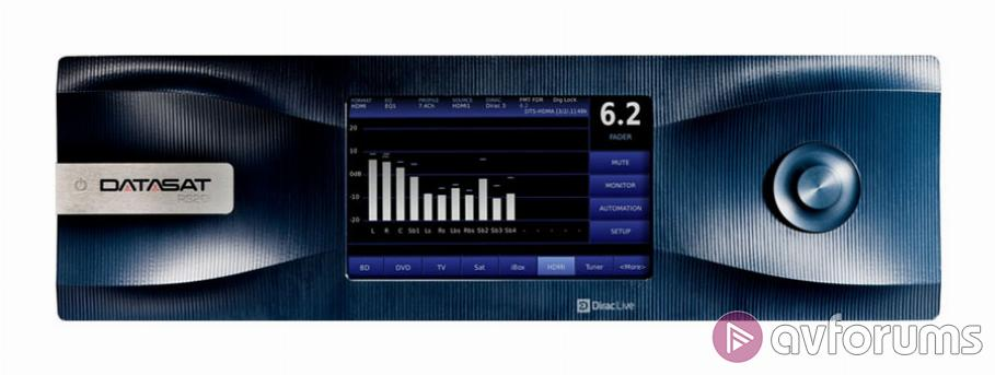 Datasat RS20i Surround Sound Processor Review