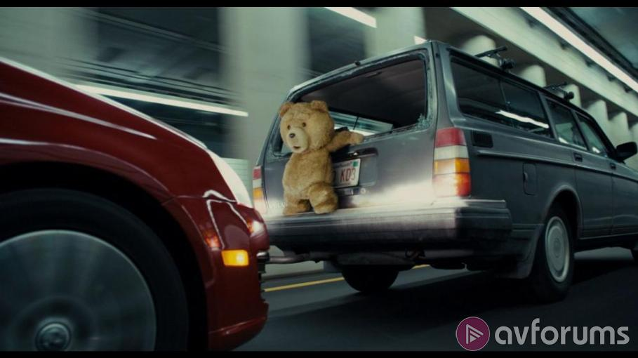 Ted Blu-ray Review