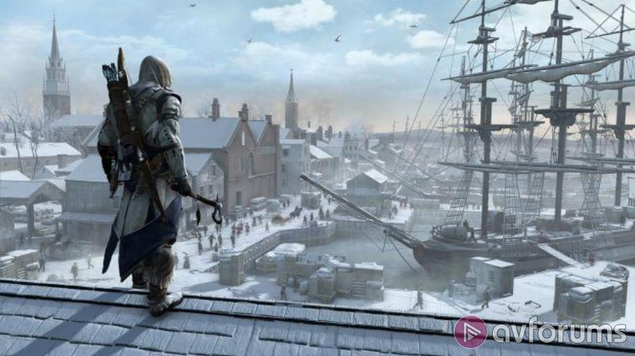 Assassin's Creed III Xbox 360 Review