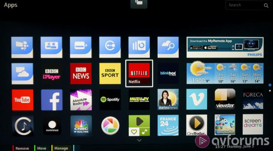 Philips Smart TV System 2014 Review
