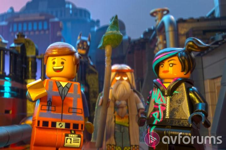 The Lego Movie What is The Lego Movie Blu-ray Picture Quality