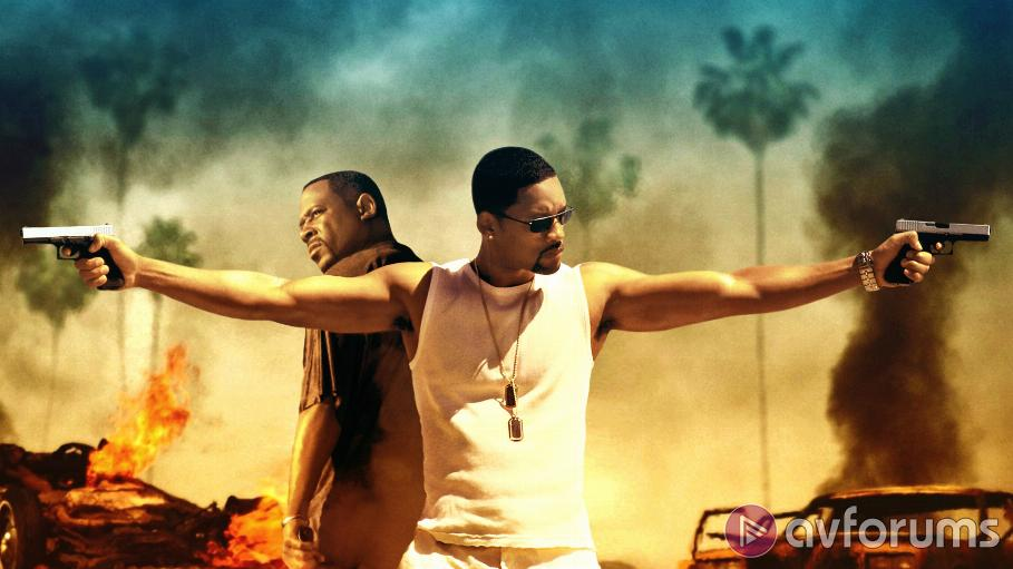 Bad Boys II 4K Blu-ray Review