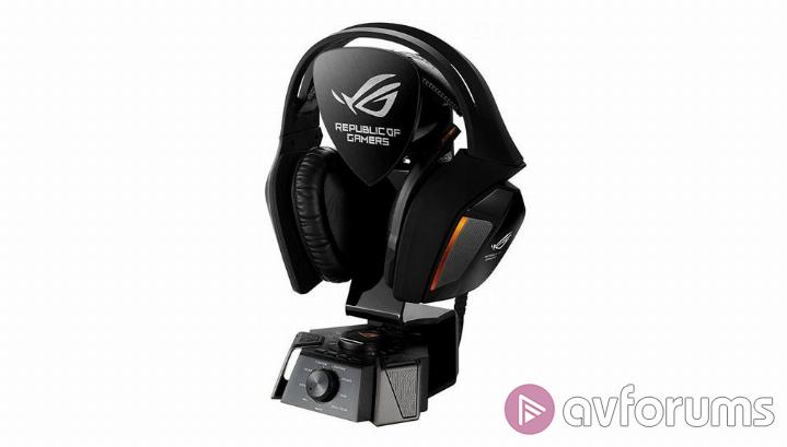 ASUS ROG Centurion 7 1 Channel Gaming Headset Review | AVForums