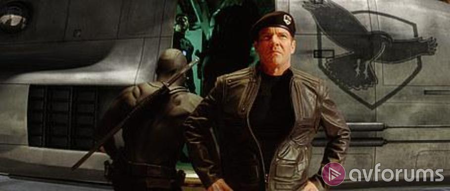 G.I. Joe: The Rise of Cobra Blu-ray Review