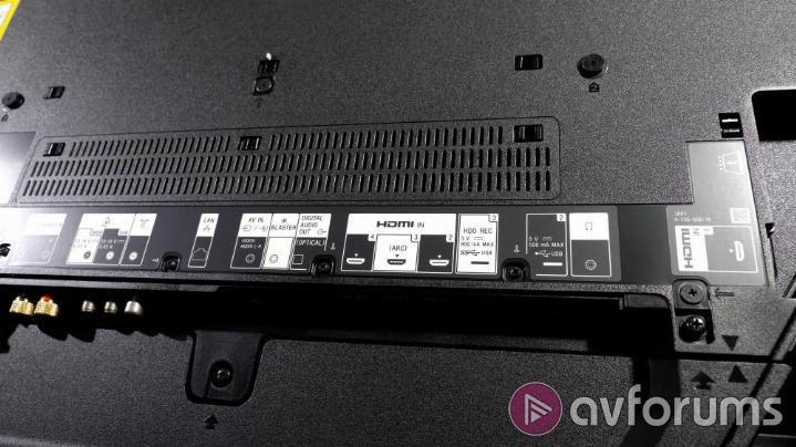Sony AF9/ A9F 4K OLED TV Review | AVForums