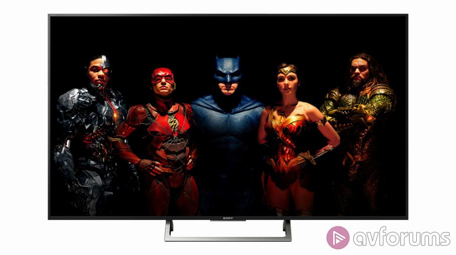 Sony KD-55XE8596 4K LED TV Review