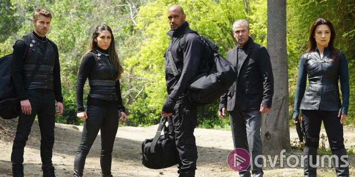 Agents of SHIELD Season 3 Picture Quality