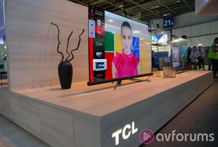 TCL expands product line up at IFA 2019 | AVForums