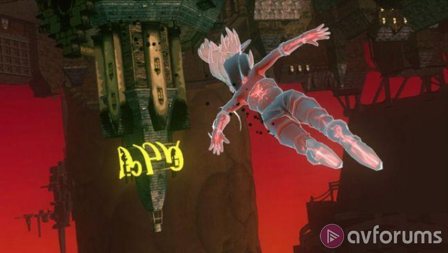 Gravity Rush PS Vita Review