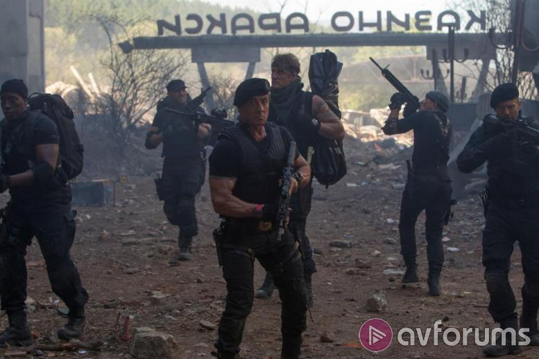 The Expendables 3: Extended Edition Blu-ray Verdict