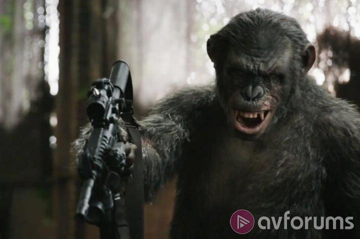 Dawn of the Planet of the Apes Sound Quality