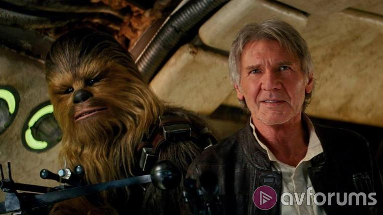 Star Wars: Episode VII - The Force Awakens (US) Sound Quality
