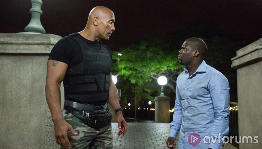 Central Intelligence Ultra HD Blu-ray Review