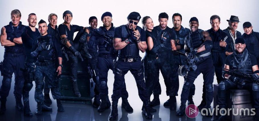 The Expendables 3 Blu-ray Review