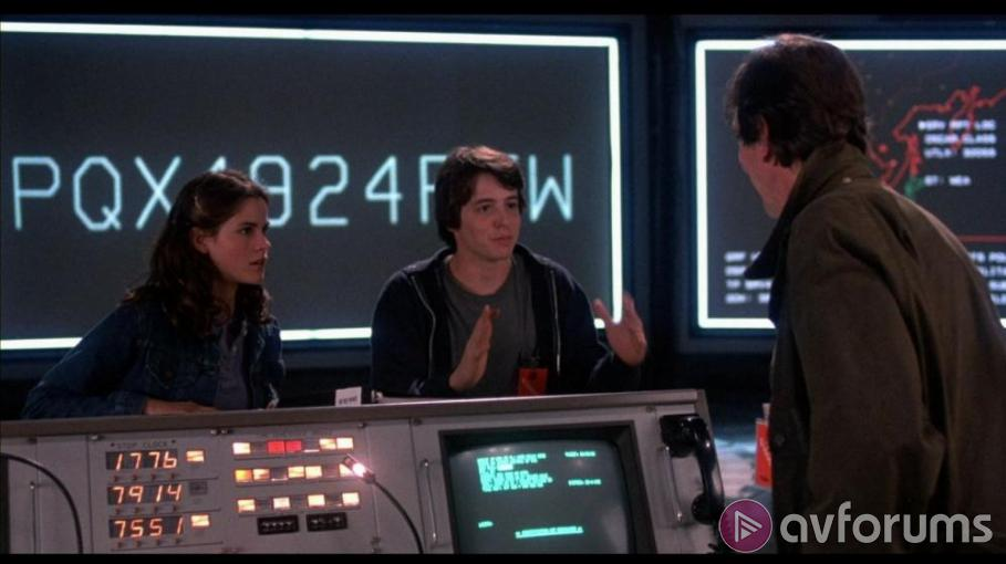 WarGames Blu-ray Review