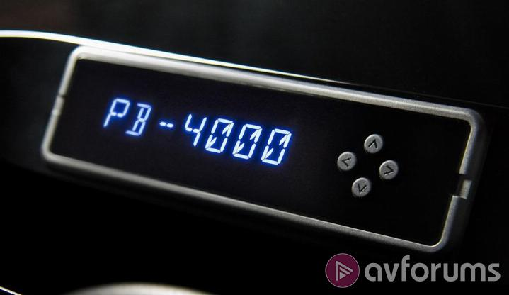 SVS PB-4000 Features and Specs