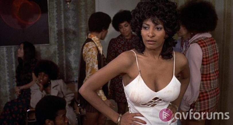 Coffy Blu-ray Picture Quality
