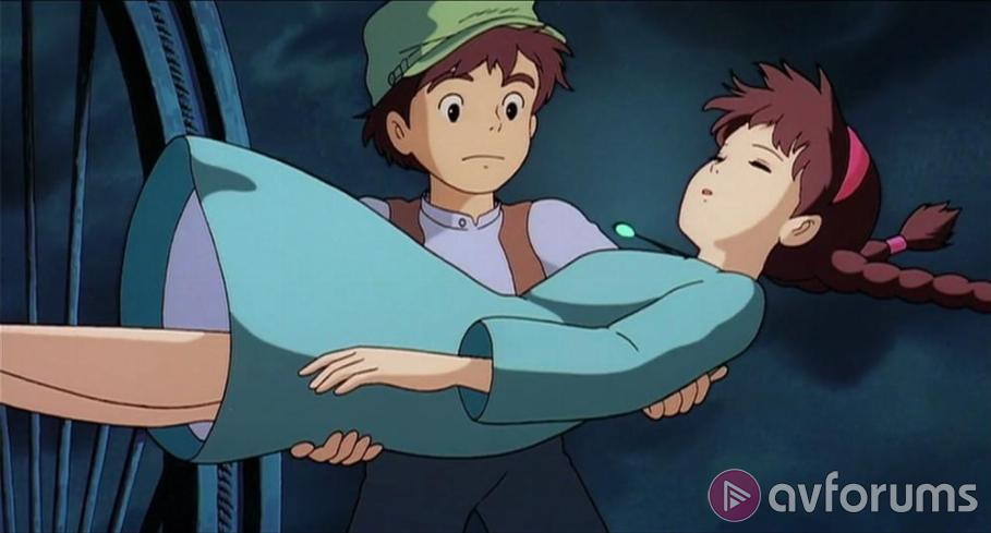 Laputa: Castle in the Sky Blu-ray Review