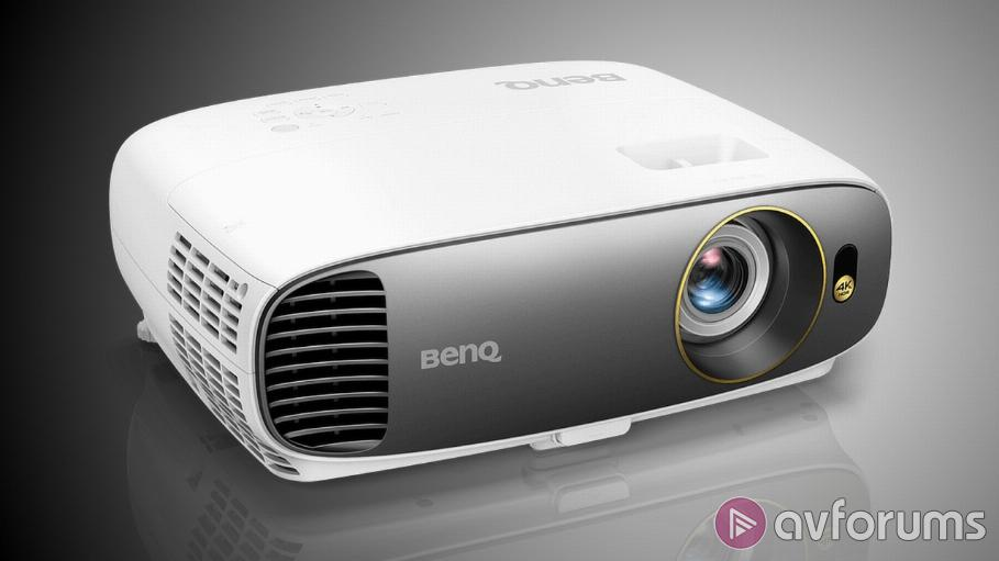 BenQ W1700 (HT2550) 4K DLP Projector Review
