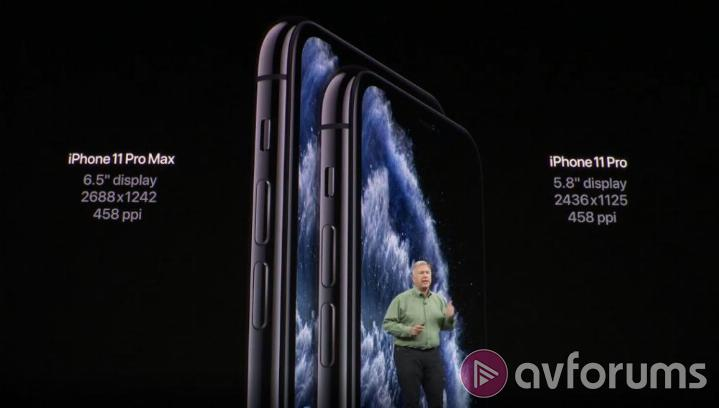 iPhone 11, 11 Pro and 11 Pro Max available for preorder Sep 13th