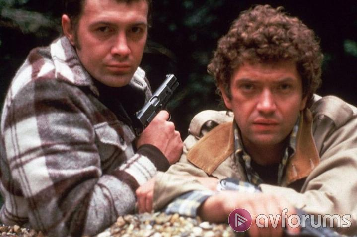 The Professionals MkII What is The Professionals MKII Blu-ray Sound Quality