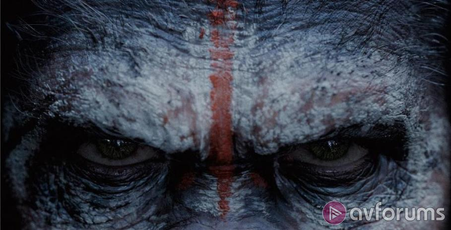 Dawn of the Planet of the Apes Blu-ray Review