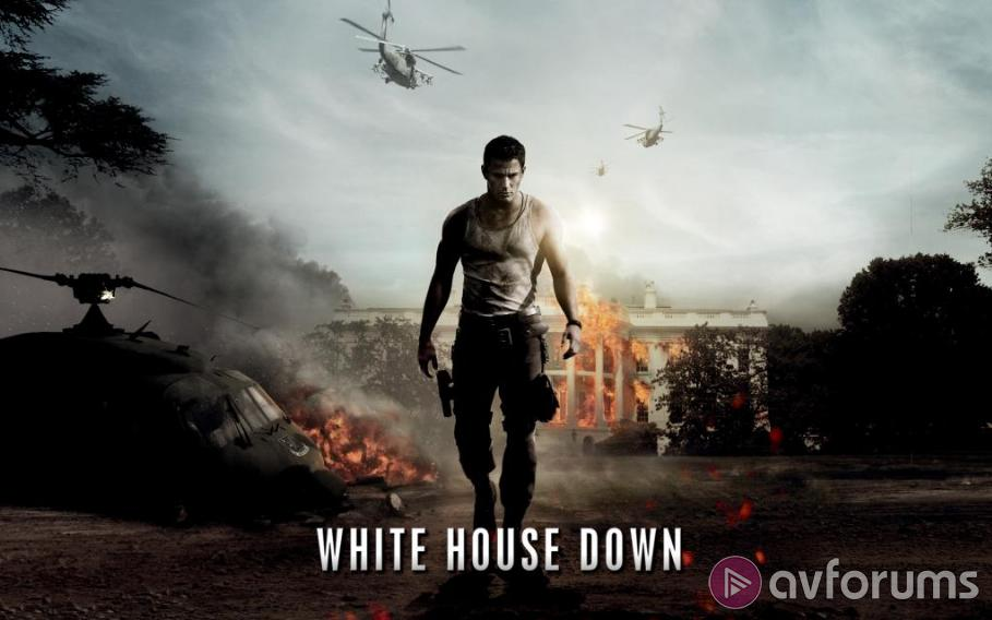 White House Down Blu-ray Review