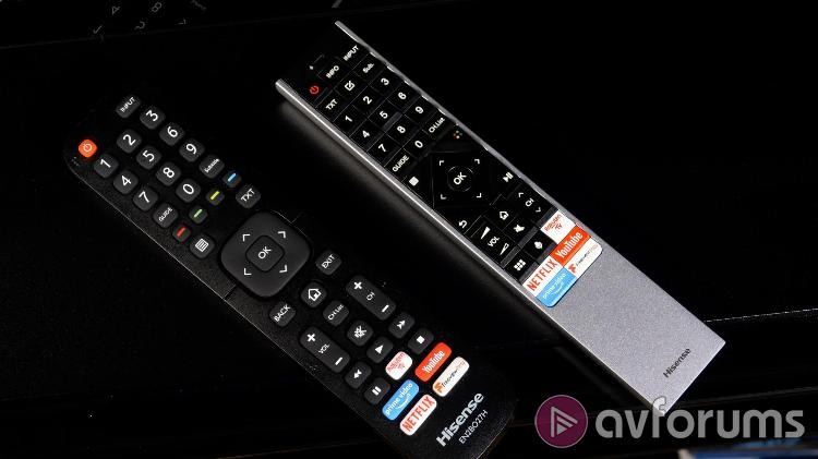 Hisense O8B (H55O8BUK) 4K OLED TV Review | AVForums