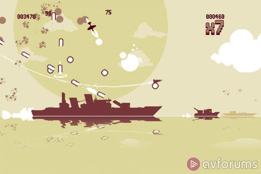 Luftrausers Vita Review