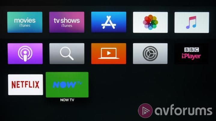 Apple TV 4K Features & Specs