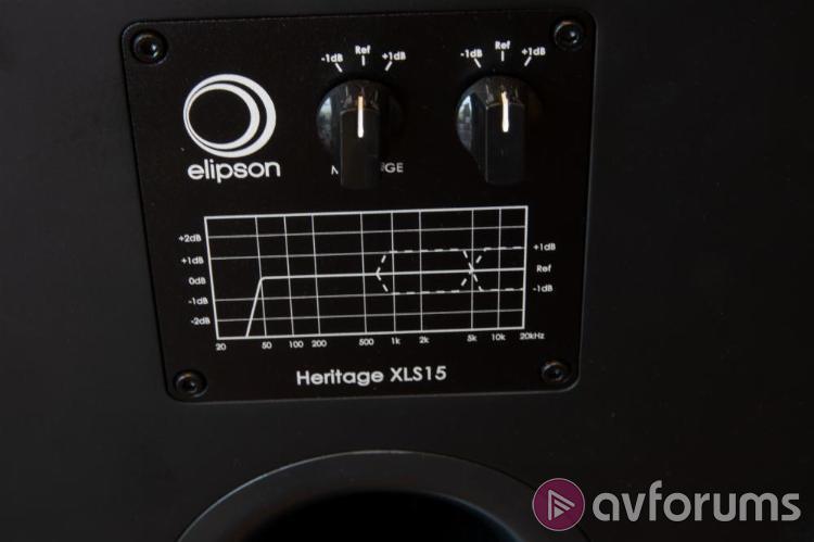Elipson Heritage XLS 15