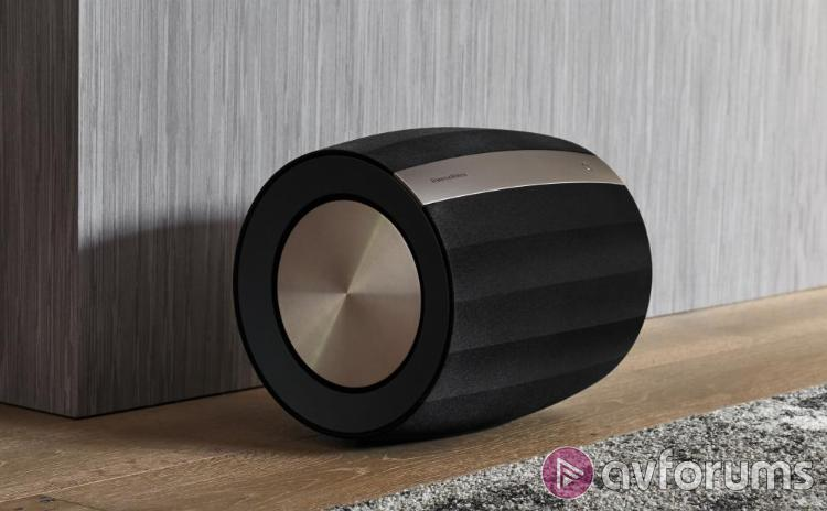 Bowers & Wilkins Formation Bar