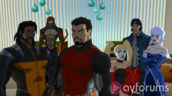 Suicide Squad: Hell to Pay Extras