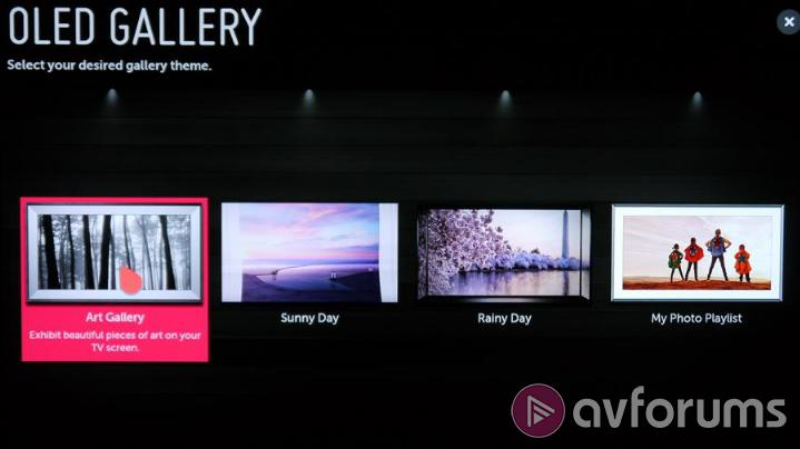 LG OLED55B7V Features & Specs