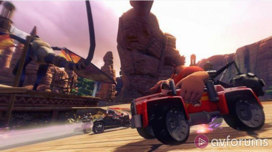 Sonic & All Stars Racing Transformed PS Vita Review