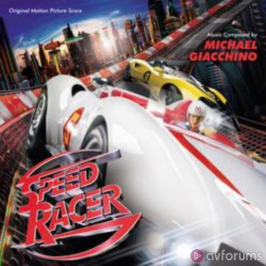 Speed Racer - Original Motion Picture Score Soundtrack Review