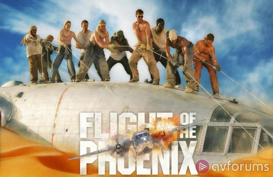 Flight of the Phoenix Review