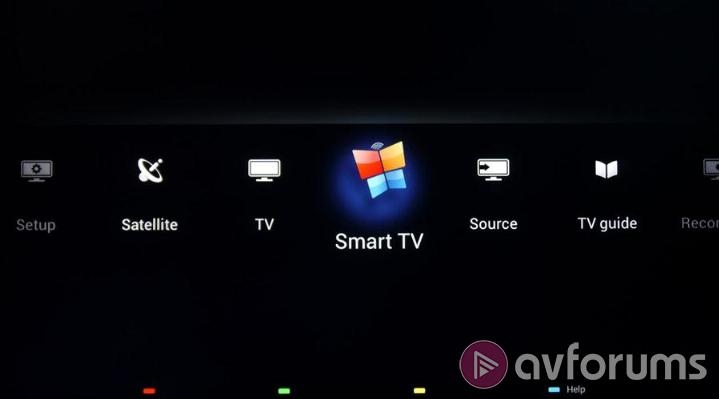Philips Smart TV System 2014 Applications - Hardware