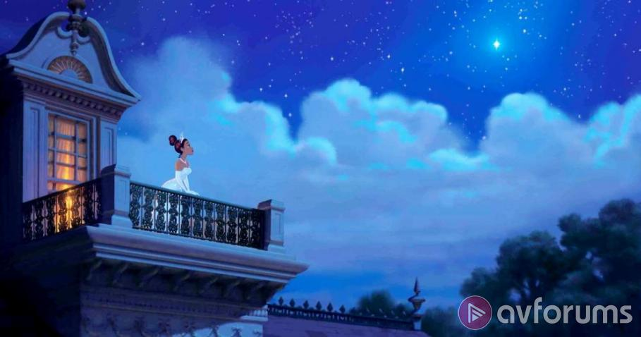 The Princess and the Frog Blu-ray Review